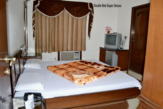 Hotel Heritage Inn Amritsar: DOUBLE BED SUPER DELUXE