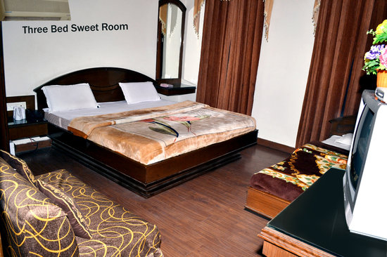 Hotel Heritage Inn Amritsar: THREE BED SWEET ROOM
