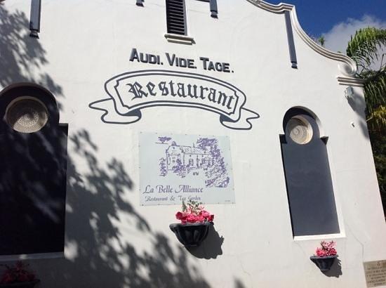 La Belle Alliance : fabulous breakfast spot!