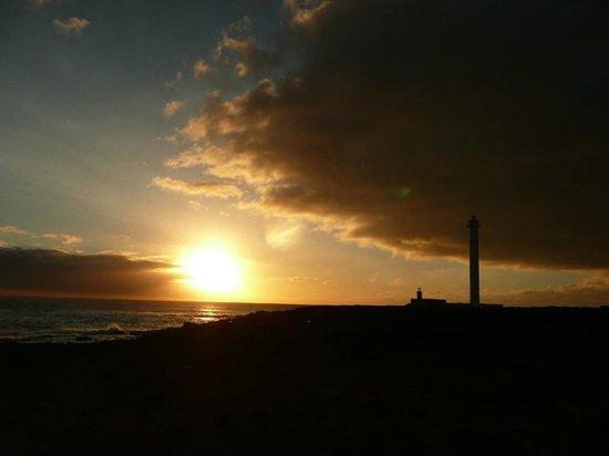 TUI SENSIMAR Natura Palace & SPA: Spaziergang zum Leuchtturm