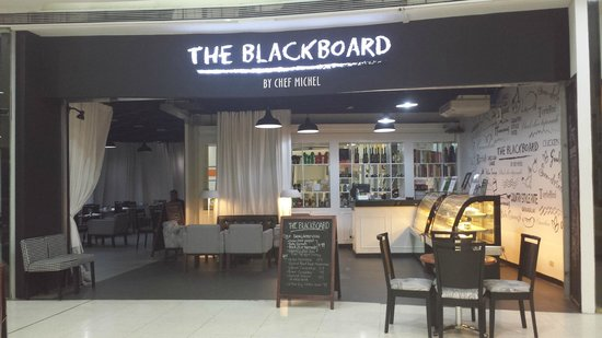 The Blackboard by Chef Michel: The Blackboard at The Podium Mall