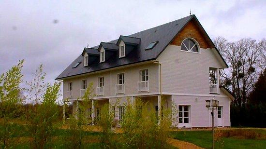 Bambou Lodge : Magnifique maison en bois