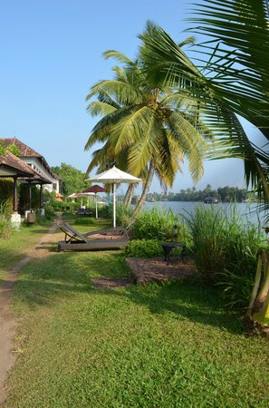 Citrus Retreats Alleppey : By the backwaters..