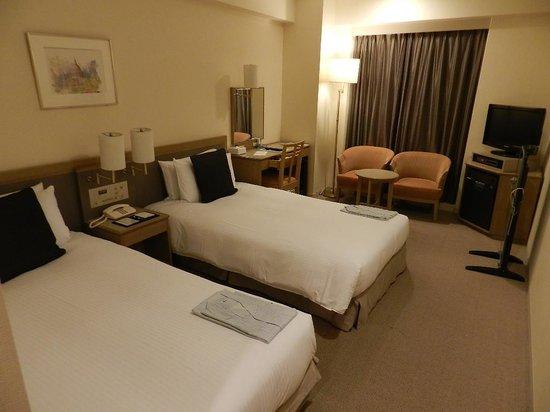 Hotel JAL City Nagano : 部屋
