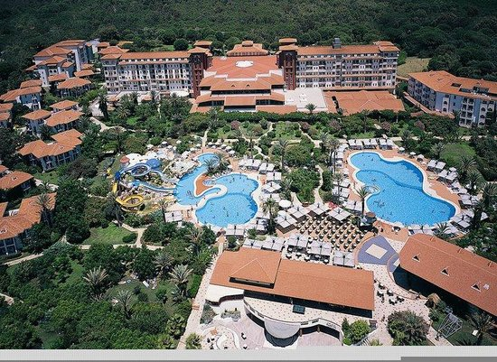 Belconti Resort Hotel: This is where you have been and you will be ;)