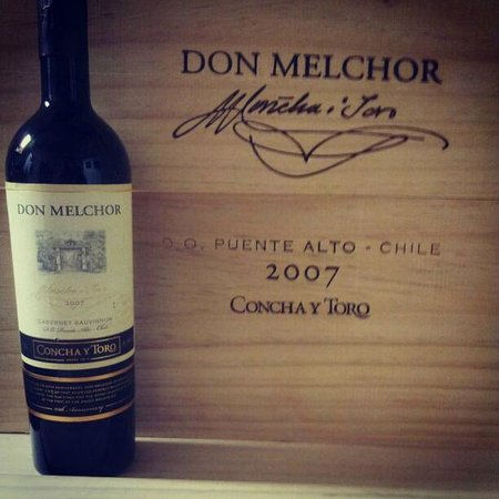 Pasion by Chef Myrta: Don Melchor Cabernet Sauvignon - Puente Alto, Chile