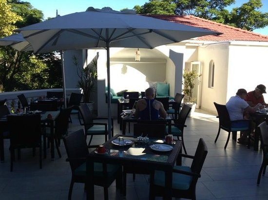 Glen Boutique Hotel & Spa: breakfast