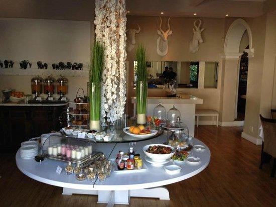 Glen Boutique Hotel & Spa: Breakfast