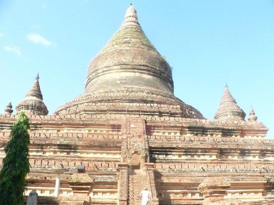 Mingalazedi: Blessing Stupa