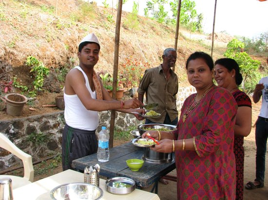 Sakha Niwas Agro Tourism: Quality traditional food