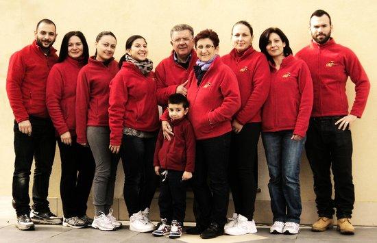 Oro d'Etna: Team