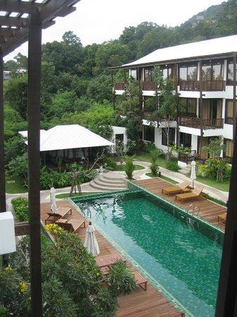 Maryoo Hotel: Surroundings