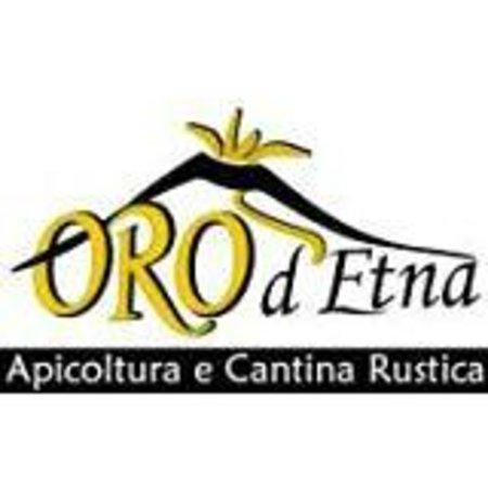 Oro d'Etna: Logo