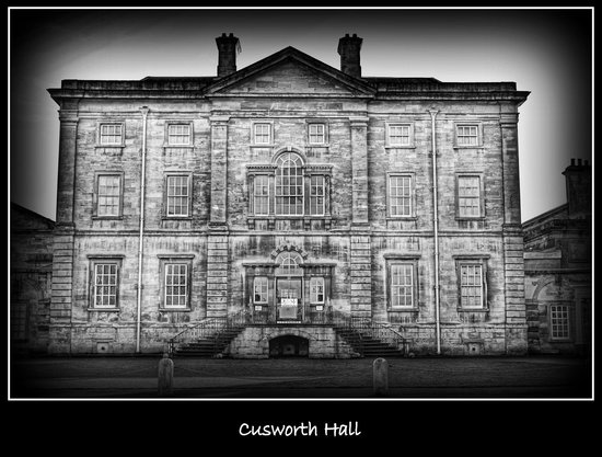 Cusworth Hall: Front of House