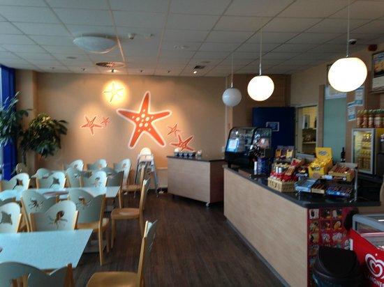 SEA LIFE Speyer: Gastronomie