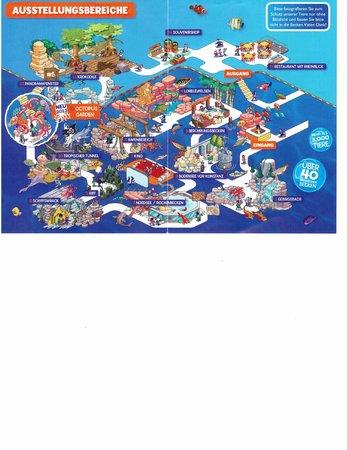 SEA LIFE Speyer: Beschreibung...