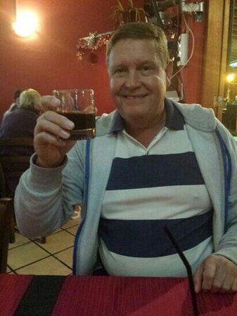 The Trafalgar: just one more drink lol