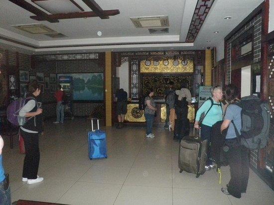 Li River Hotel (Decui Road): Hotel lobby