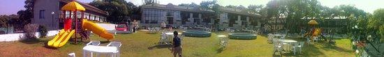 Hotel Gautam: Hotel Open Area