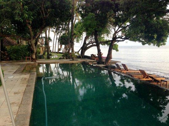 Mimpi Resort Tulamben: Pool