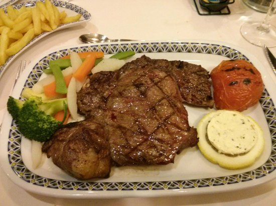 O Antonio : Veal Steak