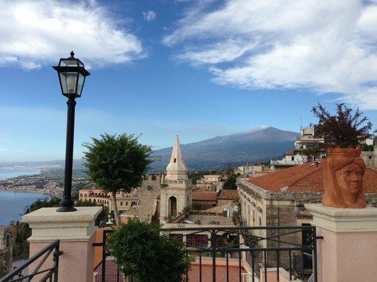 Casa Turchetti: Вид с террасы