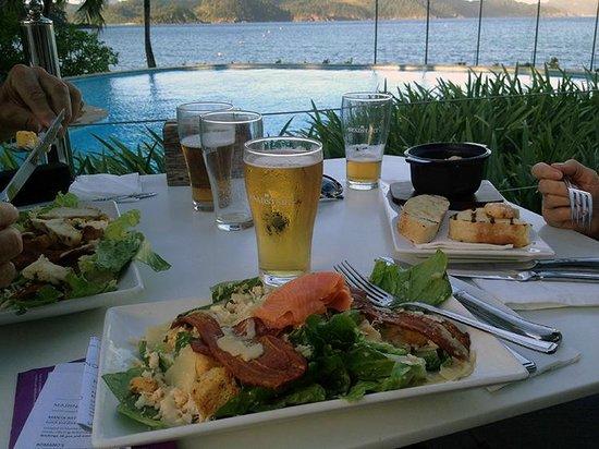 Sails: Very nice meal