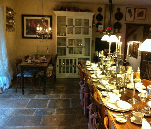 Landhotel Höreth im Wald: Breakfast room