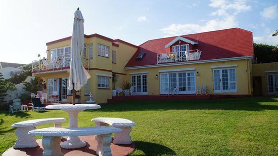 Haus am Strand - On the Beach: Guest House