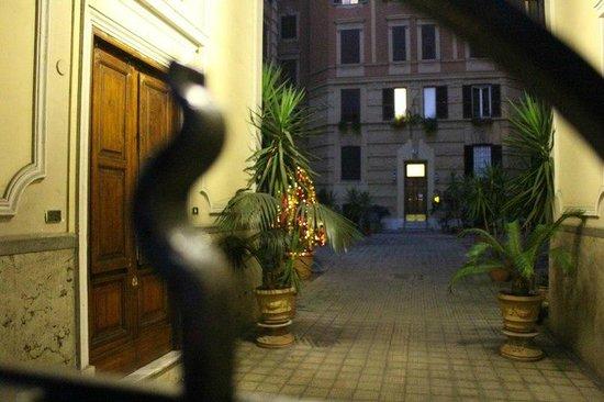Casa di Silvia Bed&Breakfast: Entrance