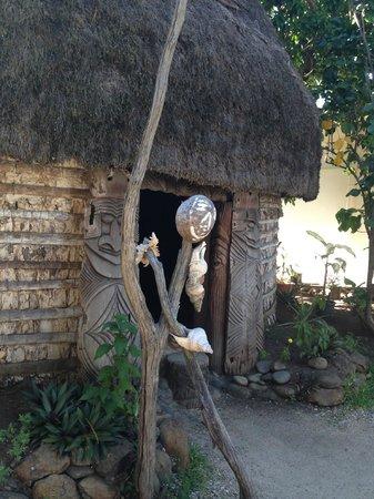 Musee de Nouvelle Caledonie: Part of the exhibition