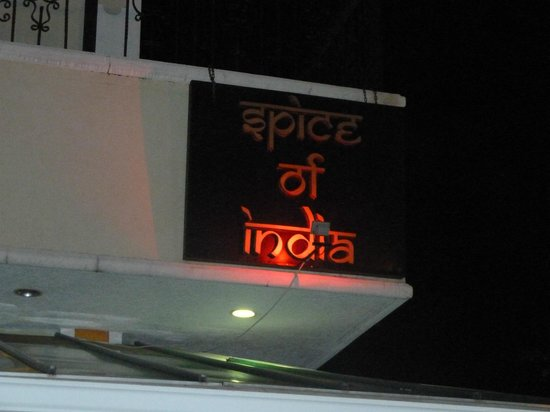 Spice Of India : Fantastic place to eat