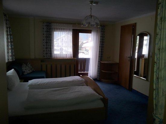 Mair Appartements: Master Bedroom