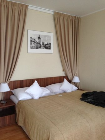 Clarion Hotel Prague Old Town : suite 601