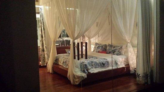 Kiss Bali : Villa Surga Room 1