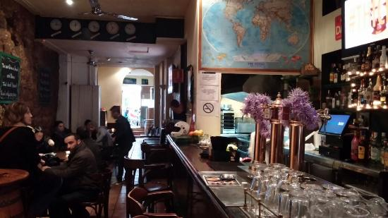 Photo of Travel Bar taken with TripAdvisor City Guides