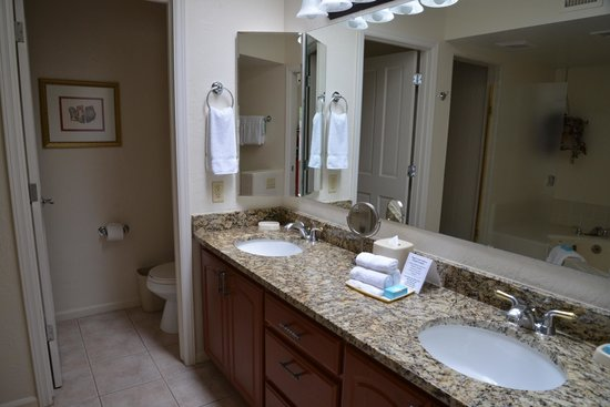 Scottsdale Camelback Resort: Master bathroom