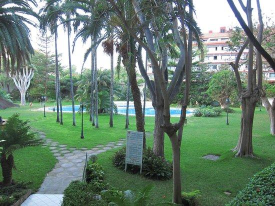 Teide Mar Apartments: Территория отеля