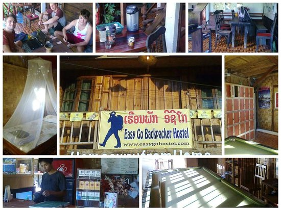 Easy Go Backpacker Hostel: The summary of Easy Go!