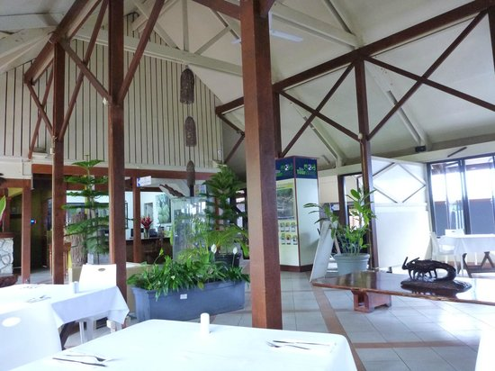 Coconut Palms Resort : Dining Area