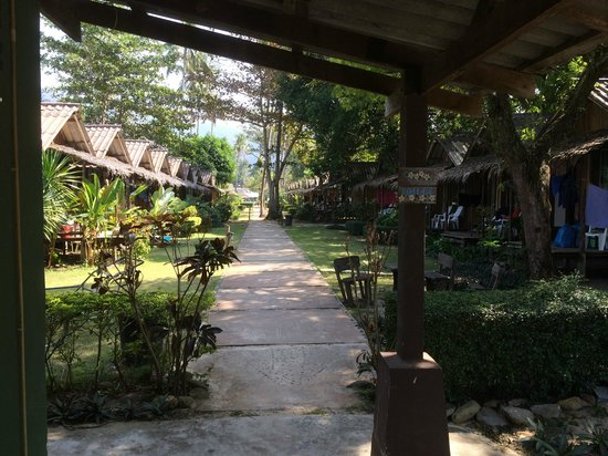 Siam Cottage Bungalows : les bungalows