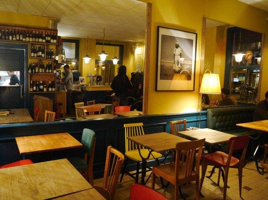 Restaurant Le Bistrot Des Fauves Lyon