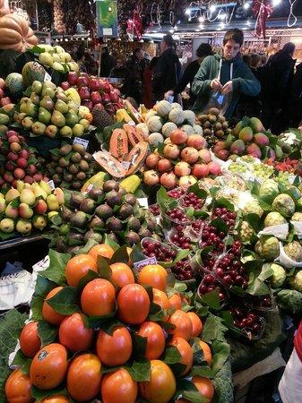St. Josep La Boqueria : Vegetable