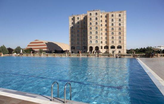 Matiat Hotel: OTEL,HAVUZ