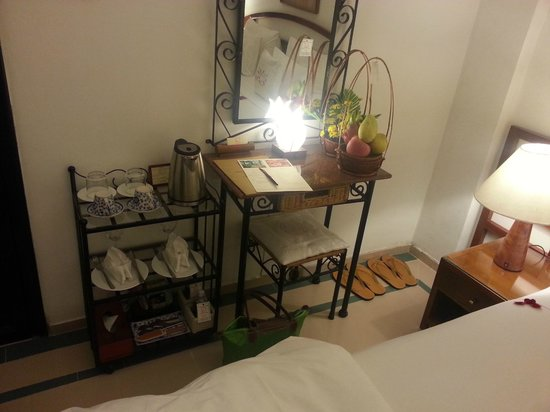 Ha An Hotel: Bedroom
