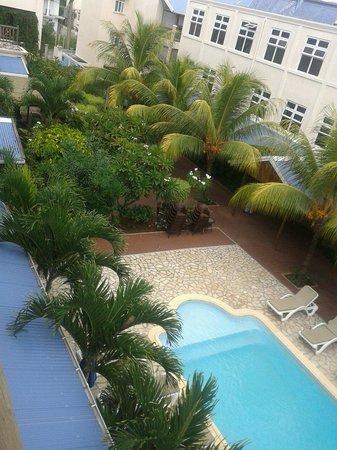 Le Palmiste Resort & Spa: Altra piscina da stanza