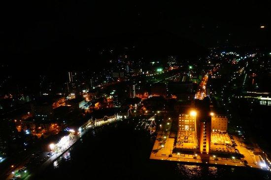 Mojiko Retro Observatory : night view