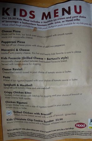 View menu and reviews for Bertucci's in Darien, plus most popular items, reviews. Delivery or takeout, online ordering is easy and FREE with kleiderschrank.tk click. Order delivery online from Bertucci's in Darien instantly with Seamless! Allow your location to see food near you. A lunch-sized portion of Bertucci's favorites. Served with Cuisine: Dinner.