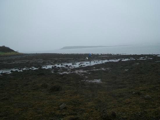 Soak Seaweed Baths: outside