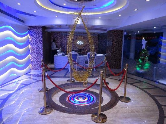 Hotel Sea Pearl: Lobby